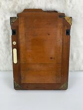 Cassette Plate Film Back Holder for Wooden Wood Camera MADE IN GERMANY Vintage