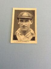 Amalgamated Press 1928 Famous Australian Cricketers  - C V Grimmett M