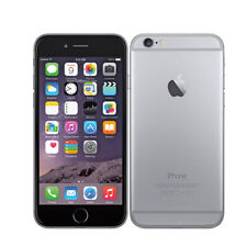 Original Apple iPhone 6  16GB  Smartphone  Téléphone mobiles-Gris NO Fingerprint