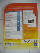 Microsoft Office 2010 Home and Business For 2 PCs Full Retail Version-RETAIL BOX