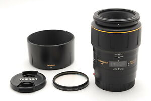 [NEAR MINT]Tamron SP AF 90mm F/2.8 For MInolta/Sony A 172E Macro w/hood Japan