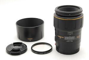 [NEAR MINT]Tamron SP AF 90mm F/2.8 For MInolta/Sony A 172E Macro w/hood Japan