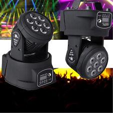 70W RGBW Beam LED Moving Head Stage Lighting DMX512 DJ Disco Club Party Light