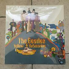 The Beatles_Yellow Submarine_Vinile LP 33giri_1982 Apple Italy_Sigillato Sealed!