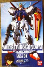GUNDAM SEED 1/100 SCALE AILE STRIKE GUNDAM GAT-X105 #1 DISCOUNT SALE!