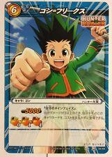 Hunter X Hunter Miracle Battle Carddass HH01-39 R