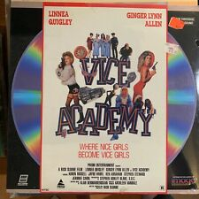 """Vice Academy  - 12""""  Laserdisc Buy 6 for free shipping"""