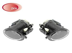 For BMW E39 E46 323Ci M3 M5 Pair Set of Front Left & Right Fog Lights M Technic