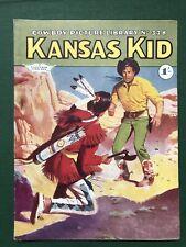 Cowboy Picture Library Comic No. 328 Kansas Kid