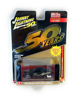 Johnny Lightning 1/64 1999 Black & Gold Nissan Skyline GT-R(BNR34) Car CP7197-3