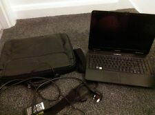 emachines laptop and carry case