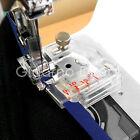 ADJUSTABLE Bias Binding Presser Foot Attachment - Snap-On Sewing Machine etc UK