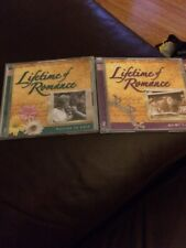 Time Life  Lifetime of romance Falling In Love& Be My Love2 x cd NEW AND SEALED