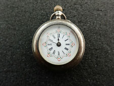 VINTAGE 34MM SWISS POCKETWATCH FOR PARTS