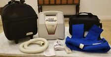 Smartvest Sql airway clearance system - complete with travel case, manuals, Cd