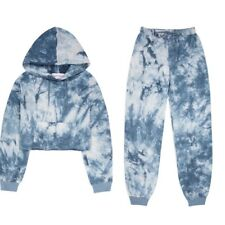 Muse And Moda Tie Dye Tracksuit BNWT