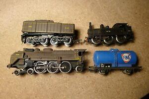 Lot divers locomotives et wagons HO !!!