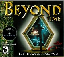 Lot of 10 Beyond Time Pc Brand New Sealed Jewel Case