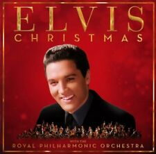 ELVIS PRESLEY CHRISTMAS WITH ELVIS DELUXE CD (Royal Philharmonic Orchestra)