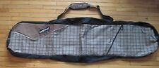 BONKER BOARD snowboard bag - 162 cm long (about 62 x 14 inches)