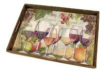 Counter Art Wooden Tray - Wine Country (80316)