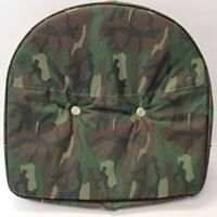 Camouflage Tractor Pan Seat Cover Universal Fit MF Fits Ford/NH Fits John Deere