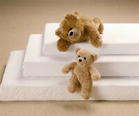 NURSERY JUNIOR BABY TODDLER COT BED MATTRESS - MADE IN UK - FULLY COMPLIANT