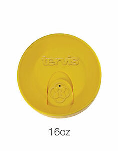 Tervis Tumbler Travel Lids - Choose Your Size 10oz/16oz/24oz and Color! Lid Only