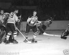 BOBBY ORR  Photo (c) in action HOF Boston Bruins #9