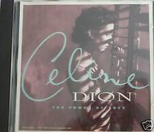 Celine Dion - The Power Of Love EP