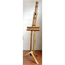 Loxley Shropshire Tilting Radial Easel - Sturdy for Studio & College