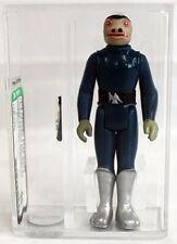 Star Wars Vintage Loose Rare Blue Snaggletooth AFA 85 #17804610