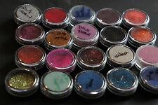 Mac MÄC Pigment Set 20 Farben loser Puder NYX und Sleek Pigmente