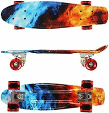Skateboard für Kinder Jugendliche Erwachsene Skateboard Jugendliche 56*15*10cm