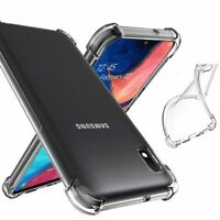 Clear Shockproof Thin Slim Case Cover for Samsung Galaxy A10e
