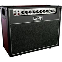 Laney GH30R-112 30W 1x12 Tube Guitar Combo Amp Black and Red LN