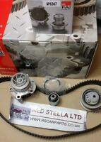 FAI TIMING BELT KIT +WATER PUMP  SKODA OCTAVIA SUPERB VW PASSAT 1.9TDI 2.0TDI
