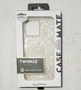 Case-Mate Twinkle Iridescent Sparkle Case For Apple Iphone 12 Pro Max - Colors