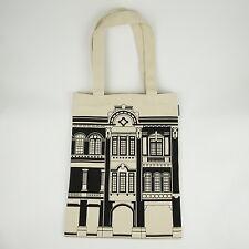 Starbucks Taiwan Canvas Tote Bag Bao-An Store Limited Rare!