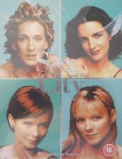SEX AND THE CITY - THE COMPLETE SEASON 3  - 3 DVD BOXSET (SEALED)