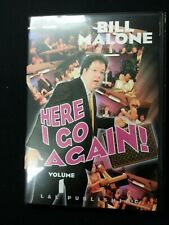 Bill Malone, Here I Go Again - Volume 1 - Magic Dvd