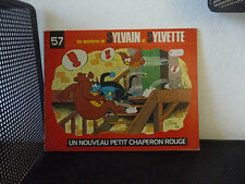 JAN24 ---- SYLVAIN SYLVETTE format à l'italienne  n° 57