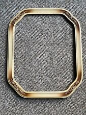 antique Wood Large picture frame 1930's