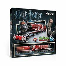 Harry Potter Hogwarts Express 3D Puzzle 460 Pcs W3D-1009 WREBBIT