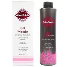 Fake Bake 60 Minute Tan Liquid with Mitt, 236ml