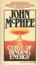 The Curve Of Binding Energy (Like New) BB 28000 John McPhee 1979
