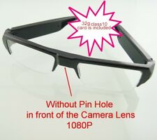 HD 1080P Spy Hidden Half Frame Glasses Camera DVR Video Recorder Eyewear Camera