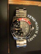 Zeno Basel Airplane Diver Watch