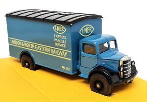 Corgi 1/50 - Bedford O Series LNER Railway Delivery Box Van Diecast Truck