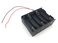 Battery Holder Box Case w/Wire 10 x AA 12V/15V ship from US